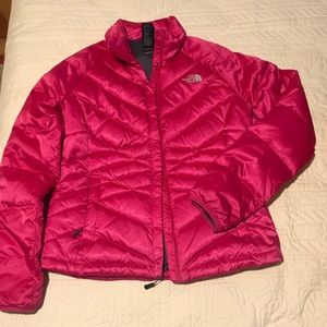 North Face Puffer Jacket Women's Small